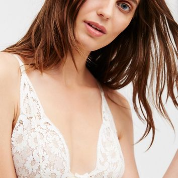 Free People Daisy Lace Bralette