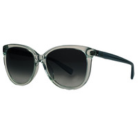Calvin Klein Acqua Clear Round Sunglasses