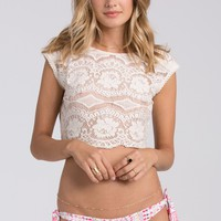 Billabong - Lacey Daze Top | White Cap