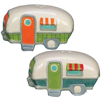 Campers Salt & Pepper Shaker Set