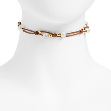 Chan Luu Pearl Choker Necklace | Nordstrom