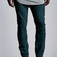 Bullhead Denim Co. Knee Panel Drawstring Skinny Jogger Pants at PacSun.com
