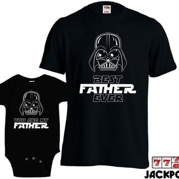 7251ec8c Matching Father Son Shirts Best Dad Ever T Shirt Son Baby Bodysuit Matching  Family Shi