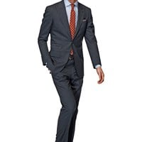 Suit Grey Stripe Washington P3571i | Suitsupply Online Store