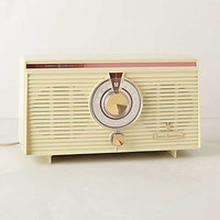 General Electric Reconfigured Radio