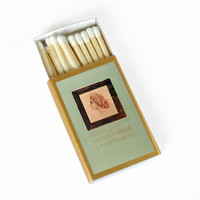 Anne of Green Gables Matchbox - Lucy Maud Montgomery - Lovely Writer or Editor Gift - Pair with a Candle - Light a Literary Spark