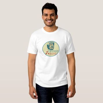 Donald Trump President 2016 Oval T Shirt