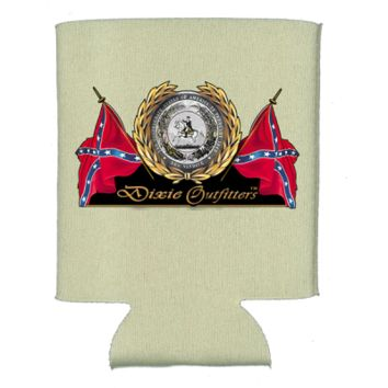 Great Seal Can Koozie By Dixie Outfitters®
