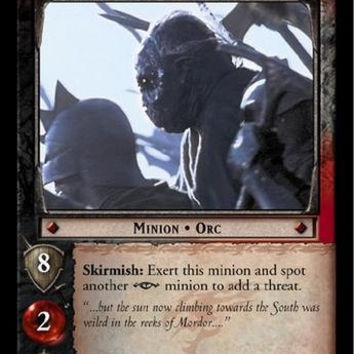 Lord of the Rings TCG - Mordor Regular - The Return of the King