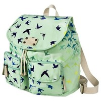 Target : Mossimo Supply Co. Printed Birds Backpack