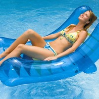 Rocker Lounger Pool Float Lounge Chair