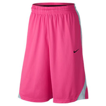Men's Nike LeBron Red Hot Basketball Shorts