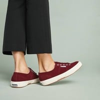 Superga Military Suede Low-Top Sneakers