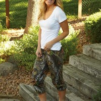 Wilderness Dreams Mossy Oak capri