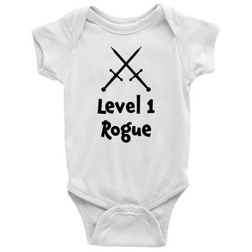 Level 1 Rogue Baby Onesuit