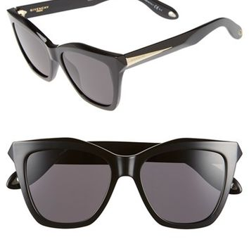 Givenchy 53mm Cat Eye Sunglasses | Nordstrom
