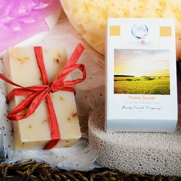 Prairie Sunset Jewelry Soap (Comes with Jewel!)