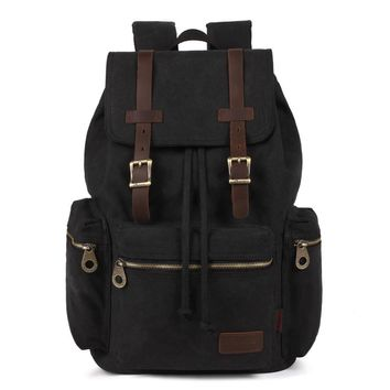 High Quality vintage rucksack  backpack for School