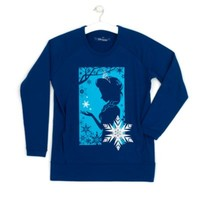 Frozen Ladies' Sweatshirt | Disney Store