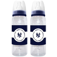 New York Yankees Baby Bottle Set - MLB.com Shop