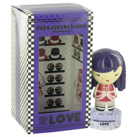 Harajuku Lovers Wicked Style Love by Gwen Stefani Eau De Toilette Spray .33 oz
