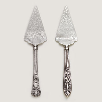 Vintage-Style Pie Servers, Set of 2 - World Market