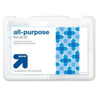 All-Purpose First Aid Kit - 140 pieces - up & up™