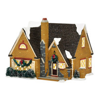 Enesco Department 56 Original Snow Village Stratford Special Edition 4036566PP