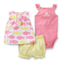 3-Piece Diaper Cover Set