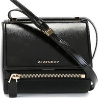 Givenchy Mini 'pandora Box' Crossbody Bag - Fashion Clinic - Farfetch.com