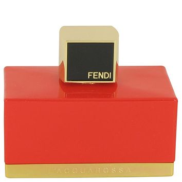 Fendi L'acquarossa Eau De Toilette Spray (Tester) By Fendi For Women