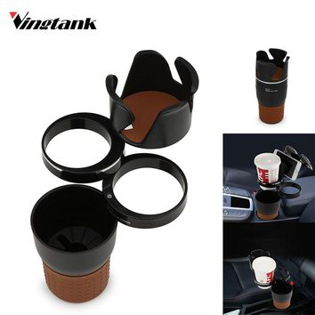 Multifunction Cup Holder Rotatable Convient Design Mobile Phone Drink Sunglasses Holder Drink Holder Car Accessories