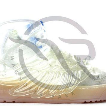 DCC3W ADIDAS X JEREMY SCOTT WINGS (CLEAR)