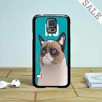 Cactus The Cranky Cat Samsung Galaxy S5 Case