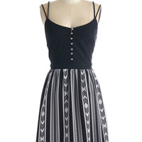 Side by Sidewalk Dress | Mod Retro Vintage Dresses | ModCloth.com