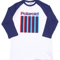 Altru Apparel Polaroid 3D Raglan mens shirt