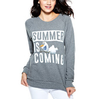 Frozen Disney Sweatshirt - Grey