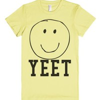 Yeet-Female Lemon T-Shirt