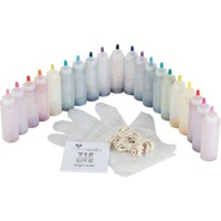 Create Basics 20-Color Tie Dye Party Kit - Walmart.com