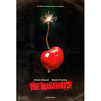 The Runaways 27x40 Movie Poster (2010)