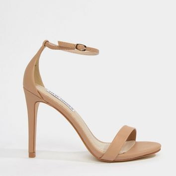 Steve Madden Stecy Barely There Heeled Sandals at asos.com