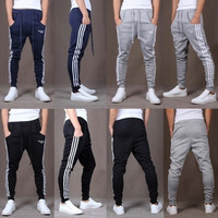 New 2014 outdoors cargo Skinny Harem trousers, sweat harem sport joggers men's pants Slacks = 5710891777