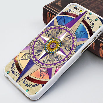 iPhone 6/6S case.flower totem iPhone 6/6S plus case,dream catcher iphone 5s case,beautiful flower iphone 5c case,beautiful flower iphone 5 case,best gift iphone 4s case,art iphone 4 case
