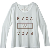 Higher End T-Shirt | RVCA