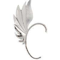 Metal Angel Wing Ear Cuff