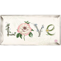 Twig Love Glass Tray