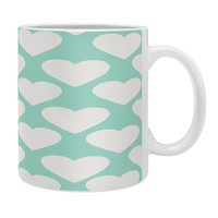 Allyson Johnson Minty Love Coffee Mug