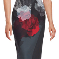 Floral Pencil Skirt | Lord & Taylor