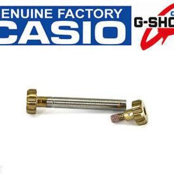 CASIO G-Shock Gravity Master GPW-1000GB-1A Watch Band Screw GOLD Male/Female Set