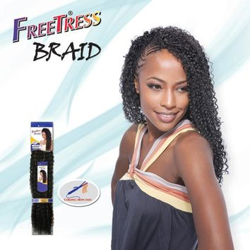Freetress Bohemian Braid Synthetic Braiding Hair